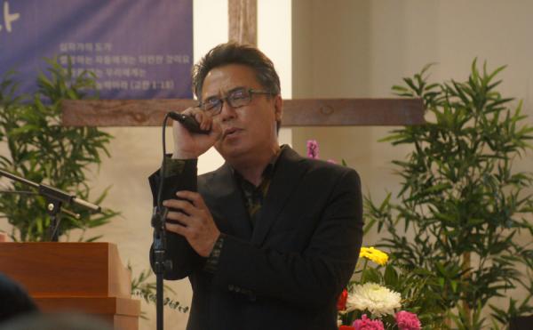 케빈 윤 집사 봉헌찬양
