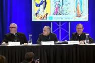 미국 가톨릭주교회의 관계자들. ⓒ미국 크리스천포스트
