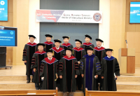 2021년 글로벌리폼드신학대학원 졸업예배 및 학위수여식