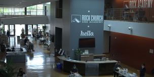 캘리포니아 주 샌디에고에 위치한 반석교회(Rock Church)