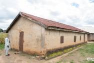 나이지리아의 기독교 학교와 교회 건물은 담이 없기 때문에 무슬림 극단주의자들의 쉬운 공격 목표가 된다. ©한국 VOM