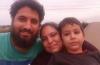 야리안 시에라 목사와 그의 가족들