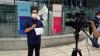 예자연 실행위원장인 박경배 목사가 29일 기자회견에서 이번 가처분 신청 취지에 대해 설명하고 있다. ©예자연