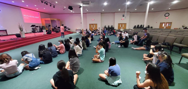 아틀란타벧엘교회, Youth Revival Night 집회