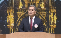 호산나교회 유진소 목사 ©호산나교회 영상 캡쳐