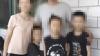 중국 공안에게 홈스쿨링을 이유로 체포된 부모와 아이들 모습. ©한국VOM