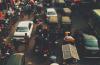 방글라데시 시내 모습