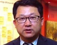 UCLA 한국기독교학 석좌 부교수 옥성득 박사. ©유투브 영상 캡쳐