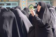 이란의 무슬림 여성들. (본 사진은 해당 기사와 직접 관련이 없습니다.)