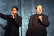 중국 순금등잔대교회 왕샤오광 목사와 그의 부인 양룽리 목사. ⓒ차이나에이드 제공