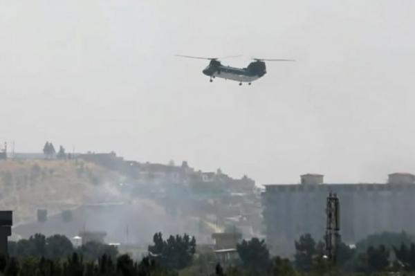 탈레반 치하에 들어간 아프간 모습. ⓒBBC