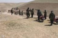 탈레반의 모습. ⓒYTN 캡쳐
