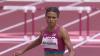 도쿄올림픽 400m 여자 허들 경기에서 우승한 시드니 맥러플린. ⓒ유튜브 영상 캡쳐