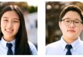 왼쪽 Sharon Kim 오른쪽 Ian Lee