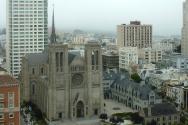 샌프란시스코 그레이스대성당 @wikipedia