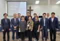 지난 8일 펜데믹 이후 처음으로 개최된 사우스베이 목사회 기도회