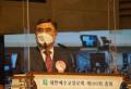 예장 합동 제106회 총회 신임 총회장에 당선된 배광식 목사 ©노형구 기자