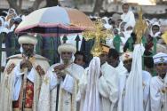 예수님의 세례를 기념하는 '팀캇'(Timkat) 축제