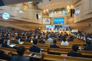 울산우정교회에서 열린 예장 합동 제106회 총회