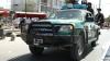 카불 시내를 차량으로 이동하고 있는 탈레반. ⓒBBC 보도화면 캡쳐