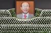 서울 여의도순복음교회 베다니홀에 마련된 조문소에 고인의 영정 사진이 걸려 있다. ©한교총