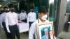 지난 9월 17일 오전 8시, 봉담 장례문화원에서 故 이장식 목사 천국환송예배가 열렸다, 이 박사의 마지막 발걸음을 사진에 담았다. ©김규진 기자