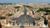 미켈란젤로의 돔에서 내려다 본 바티칸의 성 베드로 광장. ⓒwikipedia