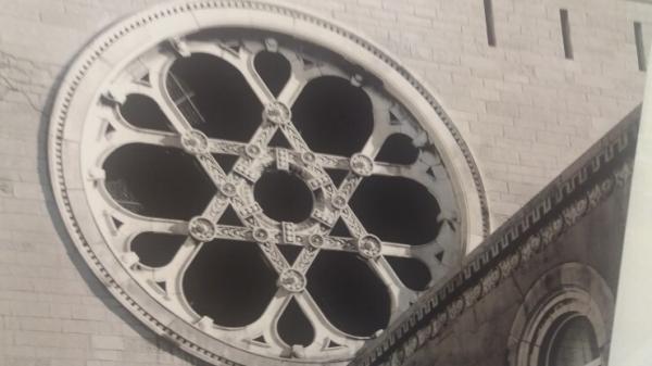 교회에 십자가가 있다면 회당에는 다윗의 별이 있다(이탈리아 베네치아 유대박물관 외경) ©조덕영 박사 제공