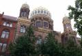 기독교회와 상이한 유대 회당(베를린) ©조덕영 박사 제공