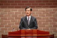 강학근 목사 ©고려신학대학원