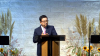 2021년 오레곤 벤쿠버 교회연합회 부흥집회에서 설교하는 권준 목사