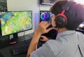 새언약학교 E-Sports 게임 연습