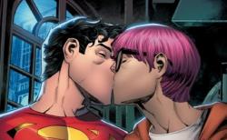 DC코믹스가 슈퍼맨을 양성애자로 등장시켰다. ⓒDC코믹스