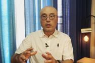 12일 유튜브 영상을 통해 화제의 드라마 '오징어 게임'을 기독교적 시각에서 비평한 이정훈 교수 ©유튜브 영상 캡쳐