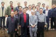 남가주새누리교회에서 진행된 2022년 제41차 미주남침례회 한인교회 총회 실행위원 모임