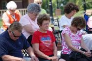 ▲국가 기도의 날에 기도하는 미국인들. ⓒ미국 크리스천포스트