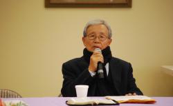 전 장신대 총장 서정운 목사.