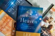 리 스트로벨이 출간한 'The Case for Heaven: A Journalist Investigates Evidence for Life After Death' 표지. ⓒ미국 크리스천포스트