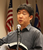 훼더럴웨이중앙장로교회 장홍석 목사