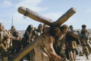 예수 그리스도의 고난의 의미를 다룬 영화 '패션 오브 크라이스트'의 한 장면