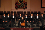 애틀랜타맨즈앙상블 성탄연주회