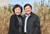 박인욱, 이현주 선교사 부부.