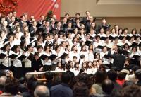 크리스마스 축하 및 여호수아 비전센터 입당기념 콘서트