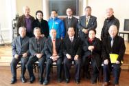 국제성경연구원 정기총회가 1월 27일 팰리스 식당에서 열렸다.