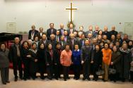 워싱턴지역원로목사회가 새해 첫모임을 1월 28일 베다니장로교회에서 가졌다.