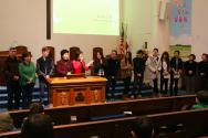 맥클린 한국학교가 2월 8일 개강했다.