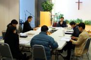 워싱턴트리니티연구원이 3월 5일 '2014년 봄학기 명품 리더십 세미나'를 시작했다.