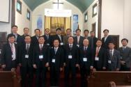 해외한인장로회 수도노회 제42회 정기노회가 3월 11일 태멘장로교회에서 열렸다.