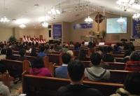 늘푸른장로교회 2014 부흥성회