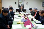 한미 국가조찬기도회-워싱턴 DC 휄로십이 4월 7일 올네이션스교회에서 기도모임을 가졌다.